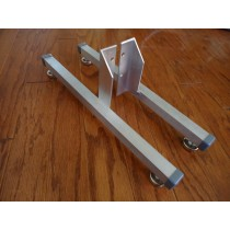 Stationary Floor Stand Pair