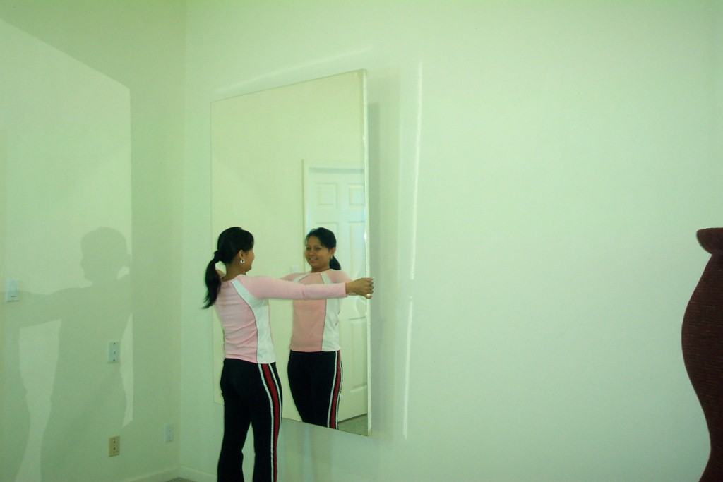 Mirror Panels For Walls the glassless advantage - why glassless mirrors are safer, lighter