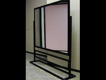 Optical Glassless Mirrors