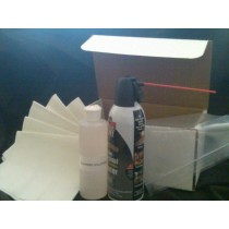Optical Grade Mirror Cleaning Kit (Includes Dust-Off)