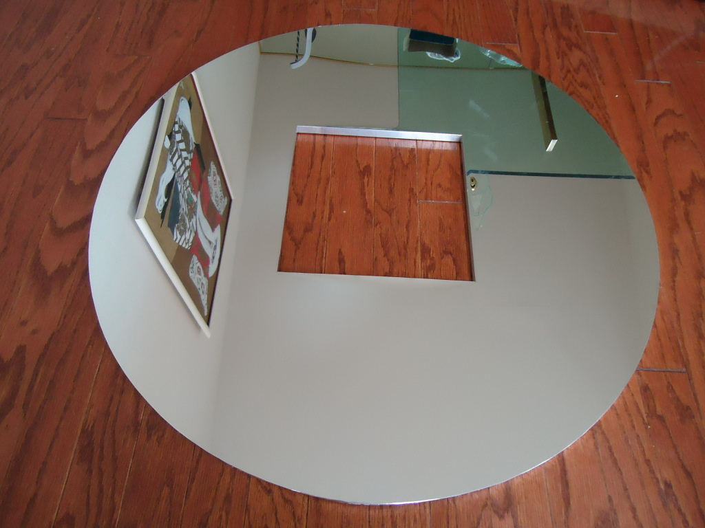 Custom Size Glassless Mirrors