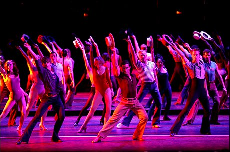 Mirrorlite Glassless Mirrors Broadway A Chorus Line
