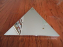Triangle Glassless Mirror